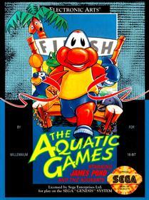 The Aquatic Games Starring James Pond and the Aquabats
