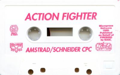 Action Fighter - Cart - Front