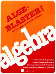 Alge-Blaster!