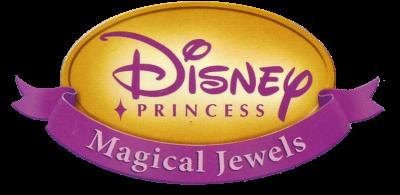 Disney Princess: Magical Jewels - Clear Logo