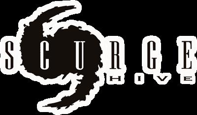Scurge: Hive - Clear Logo