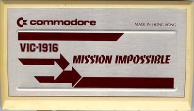 Mission Impossible - Cart - Front