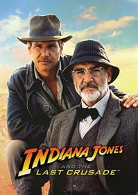 Indiana Jones and the Last Crusade - Fanart - Box - Front