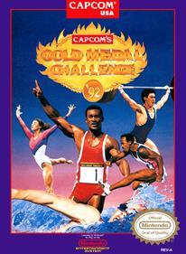 Capcom's Gold Medal Challenge '92
