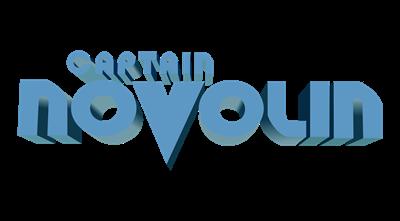Captain Novolin - Clear Logo