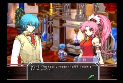 Mana Khemia 2: Fall of Alchemy - Screenshot - Gameplay