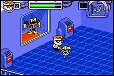 Dexter's Laboratory: Deesaster Strikes! - Screenshot - Gameplay