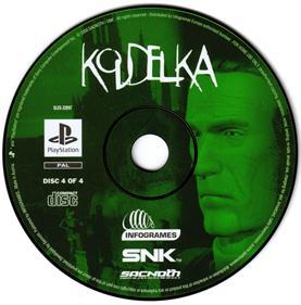 Koudelka - Disc