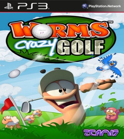 Worms Crazy Golf Details - LaunchBox Games Database