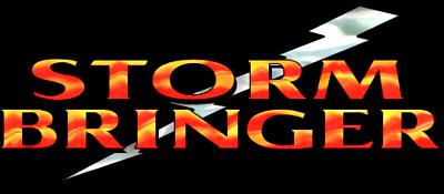 Stormbringer - Clear Logo