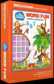 The Electric Company Word Fun - Box - 3D
