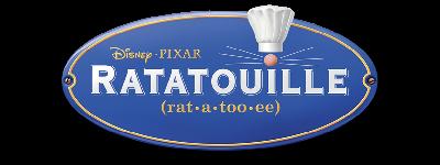 Ratatouille - Clear Logo