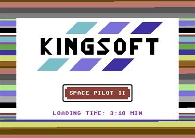 Space Pilot 2 - Screenshot - Game Title