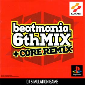 Beat Mania 6th Mix + Core Remix