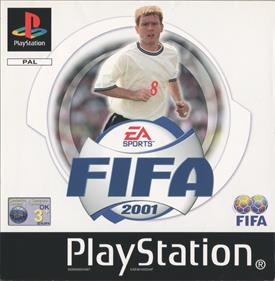 FIFA 2001: Major League Soccer - Box - Front