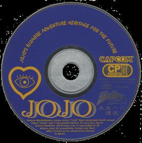JoJo's Bizarre Adventure: Heritage for the Future - Disc