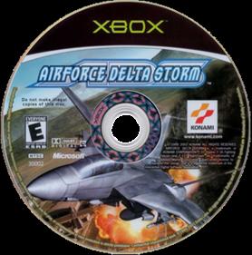 AirForce Delta Storm - Disc