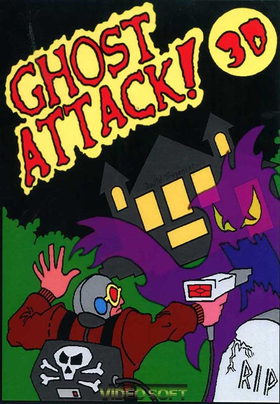 3d Ghost Attack Details Launchbox Games Database