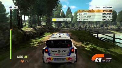 WRC 4: FIA World Rally Championship - Screenshot - Gameplay