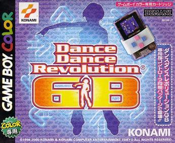 Dance Dance Revolution GB
