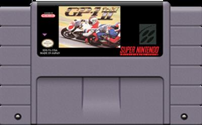GP-1: Part II - Cart - Front
