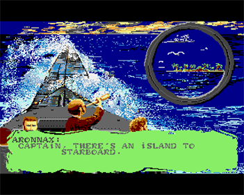 20000 Leagues Under the Sea - Screenshot - Gameplay