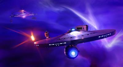 Star Trek: Starfleet Academy: Starship Bridge Simulator - Fanart - Background