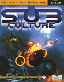 Sub Culture - Box - Front