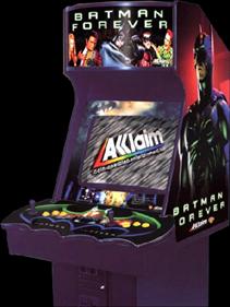 Batman Forever - Arcade - Cabinet