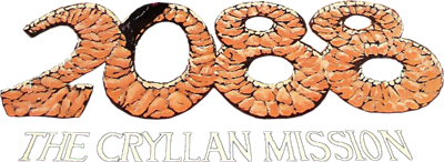 2088: The Cryllan Mission - Clear Logo