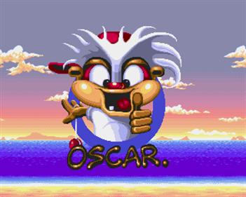 Oscar - Screenshot - Game Title