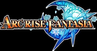 Arc Rise Fantasia - Clear Logo