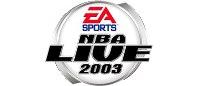 NBA Live 2003 - Clear Logo