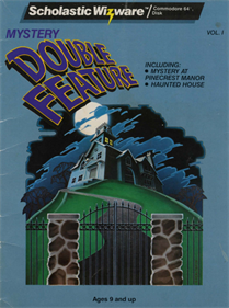 Double Feature: Haunted House
