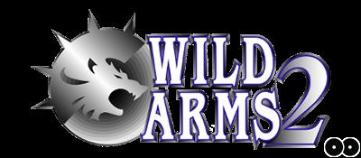 Wild Arms 2 - Clear Logo
