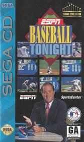 ESPN Baseball Tonight - Box - Front
