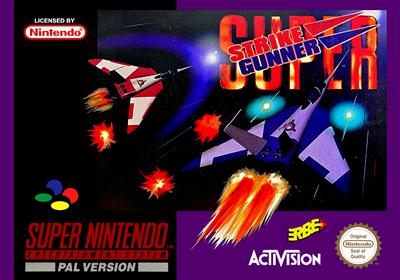 Strike Gunner: S.T.G - Box - Front