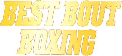 Best Bout Boxing - Clear Logo