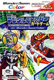 Digital Monster Card Game: Ver. WonderSwan Color