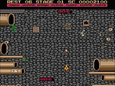 Turtle Mania - Screenshot - Gameplay