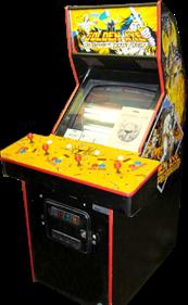Golden Axe: The Revenge of Death Adder - Arcade - Cabinet