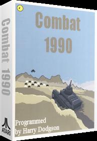 Combat 1990 - Box - 3D