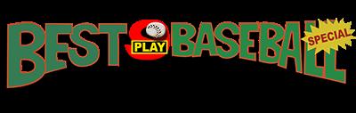 Best Play Pro Yakyuu - Clear Logo