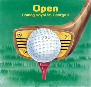 Open: Golfing Royal St. George's