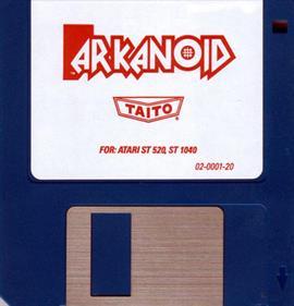Arkanoid - Disc