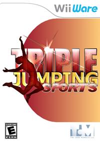 Triple Jumping Sports