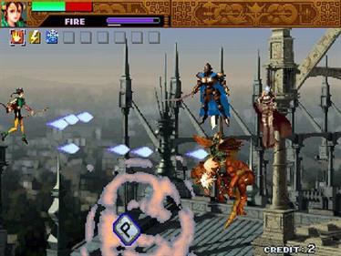 Sol Divide - Screenshot - Gameplay