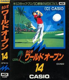Casio Worldopen