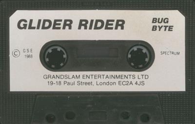 Glider Rider - Cart - Front