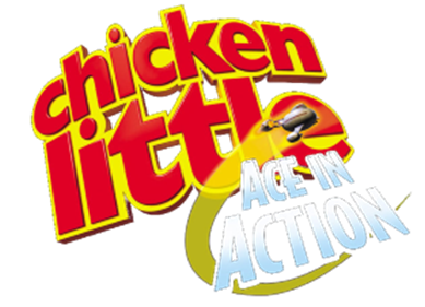 Chicken Little: Ace in Action - Clear Logo